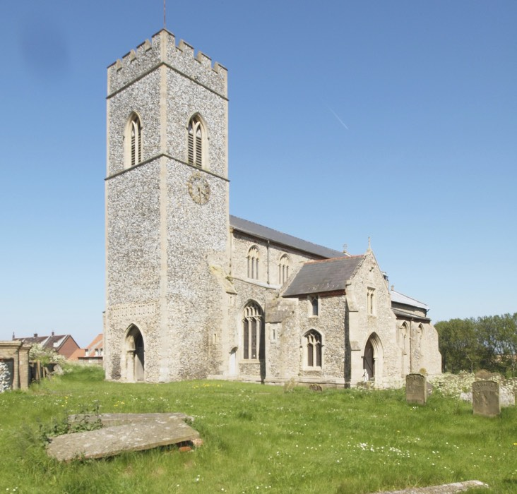 North Norfolk Stories: Wighton, Church Of All Saints