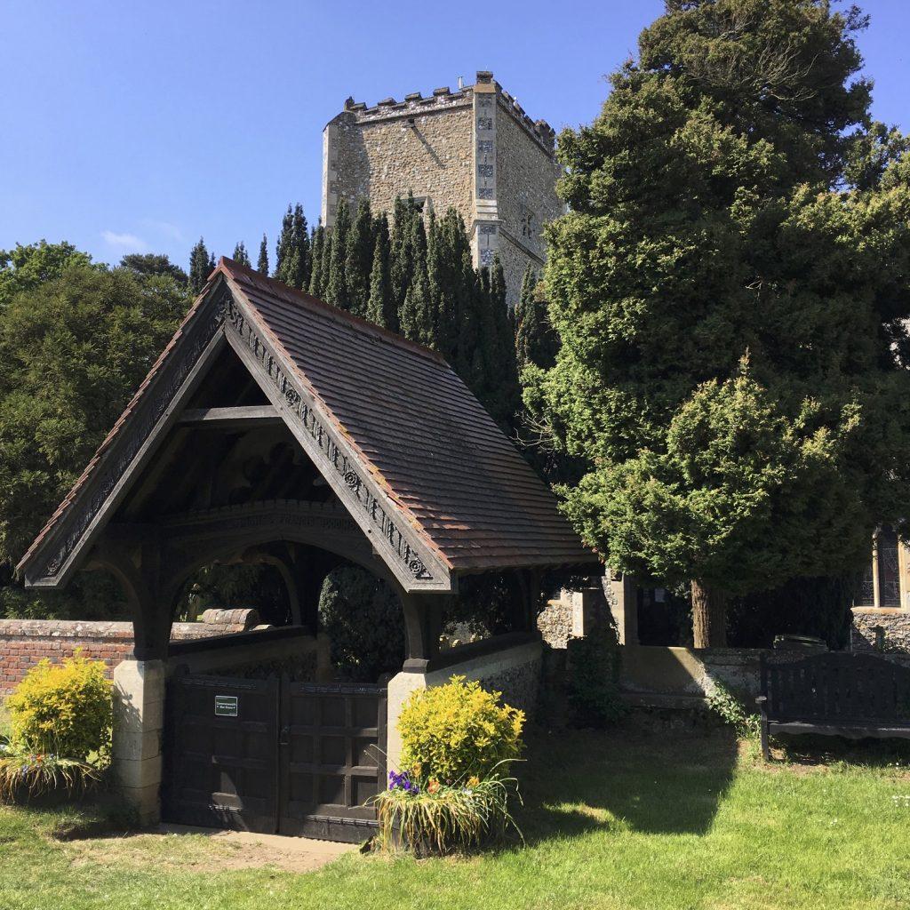 Salhouse Church