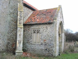 St Peters Church Porch