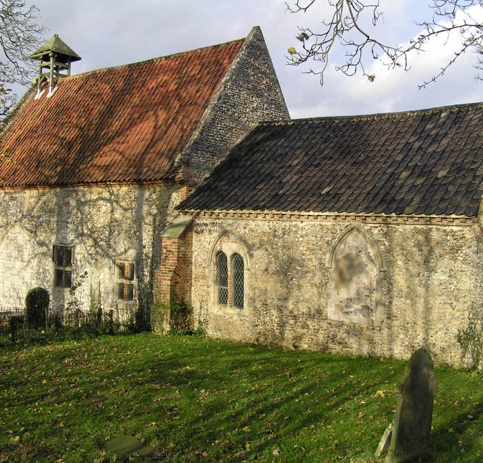 Waterden Church