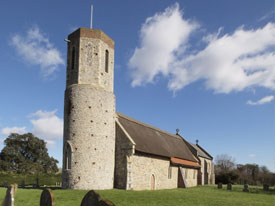 West Somerton, Church of St Mary